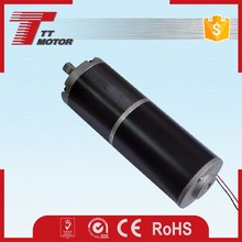 gmp60-tec6065 60mm gear high torque or brushless 24v dc motors 150w