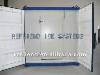 20ft container walk in freezer