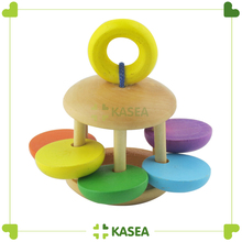 Montessori Educational Toys - Baby rattles(Flower)