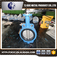 wholesale china trade , manual butterfly valve