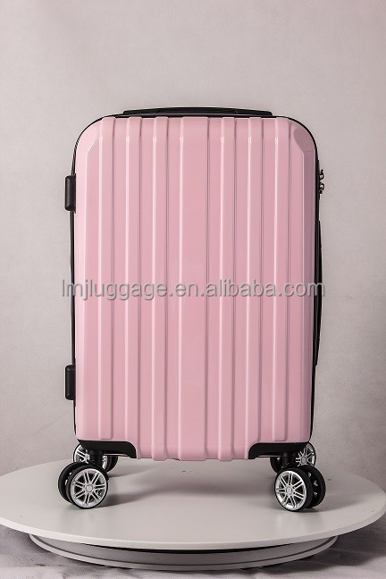 Cabin hard shell ABS+PC Trolley Case/Polycarbonate korea and japan trolley luggage