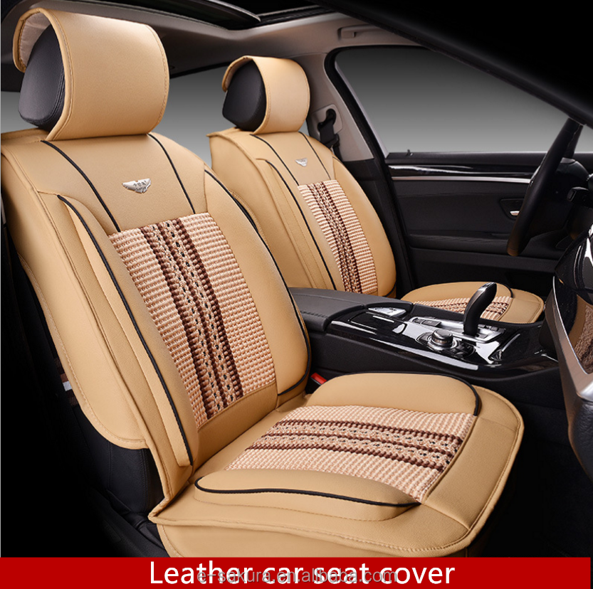 High quality car cover seat custom leather car seat cover for Toyota COROLLA