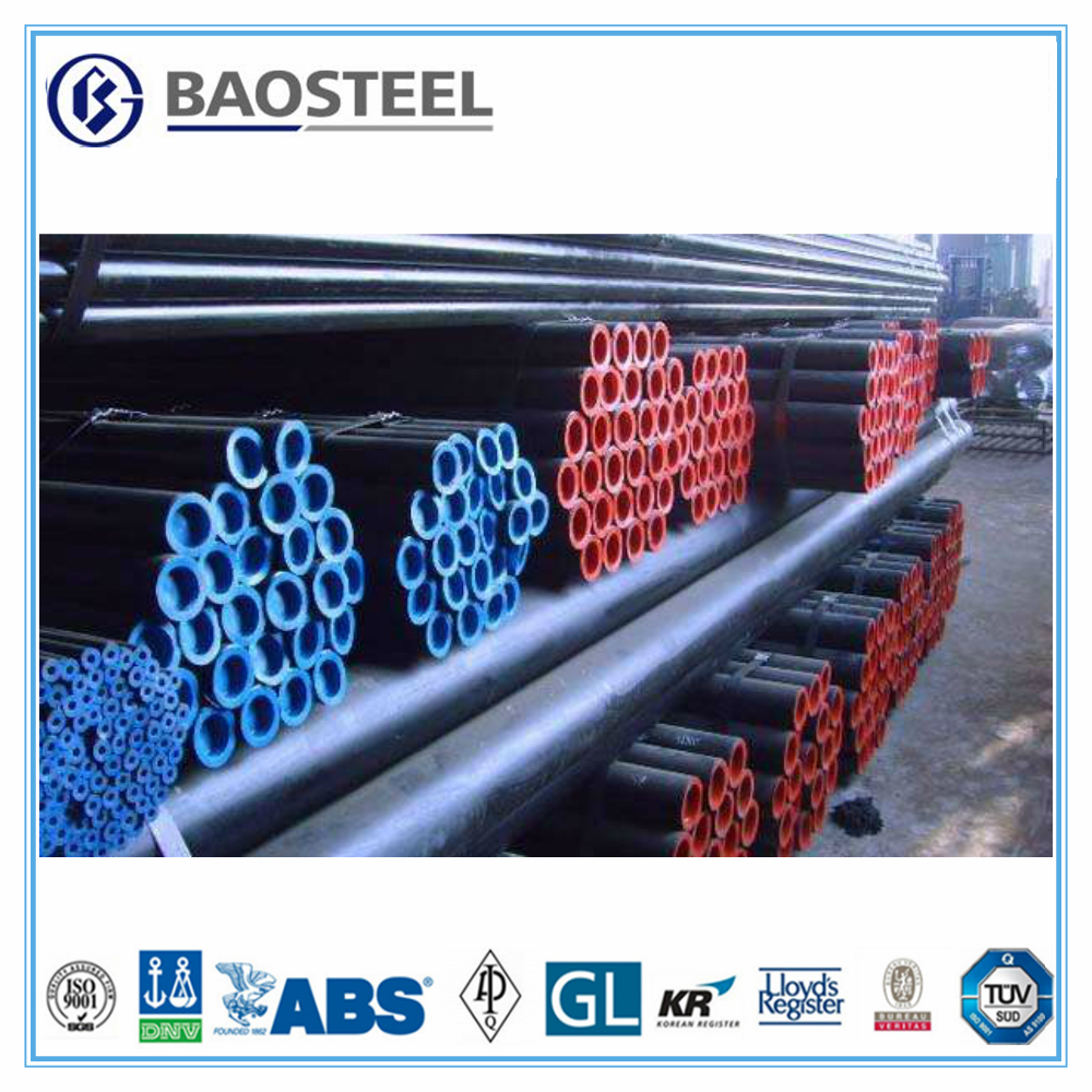 30 inch seamless steel pipe/ ASTM API 5L seamless carbon steel pipe/ black steel Asian asian tube