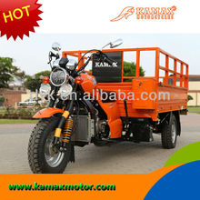 2013 New 250cc Water Cooled Engine Cargo Tricycle KA250W-R orange