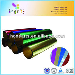 high quality alu foil paper/silver & gold metallic inkjet photo paper