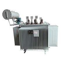 10Kv Three Phrase Oil Cooled Explosion-Proof Electrical Transformer With Tank