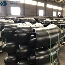 A234 Wpb Ansi B16.9 Astm Gost 17375 Carbon Steel Pipe Fittings, 90D Sch20 STD Sch40 Sch80 Carbon Steel Elbow
