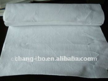 Polyester needle felt filter bag easy cleaning