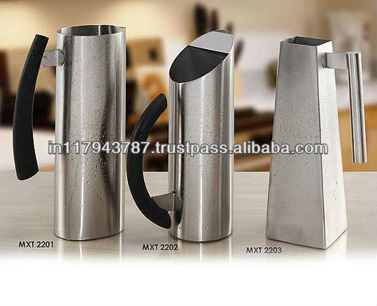 Stainless steel water pitcher/ water jug