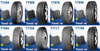 truck tyre 11R22.5 12R22.5 315/80R22.5 385/65R22.5 for South America