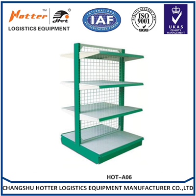 New design China grocery shelves/store used shelves for sale