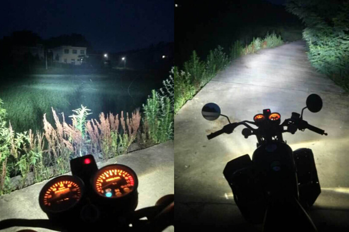 "Unique! 80W 5.75"" Osram motorcycle led head lights 5 3/4 round 5.75 inch harley led headlight for Harley Davidson"