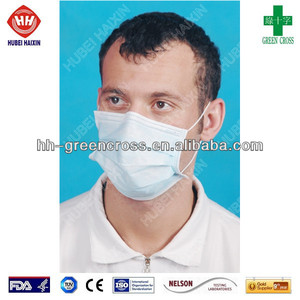 Disposable Nonwoven Swine Flu Face Mask