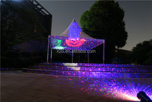 China Good Christmas Laser star Lights and RGB Emitting Color Outdoor with Remote &amp Motor with individual generators