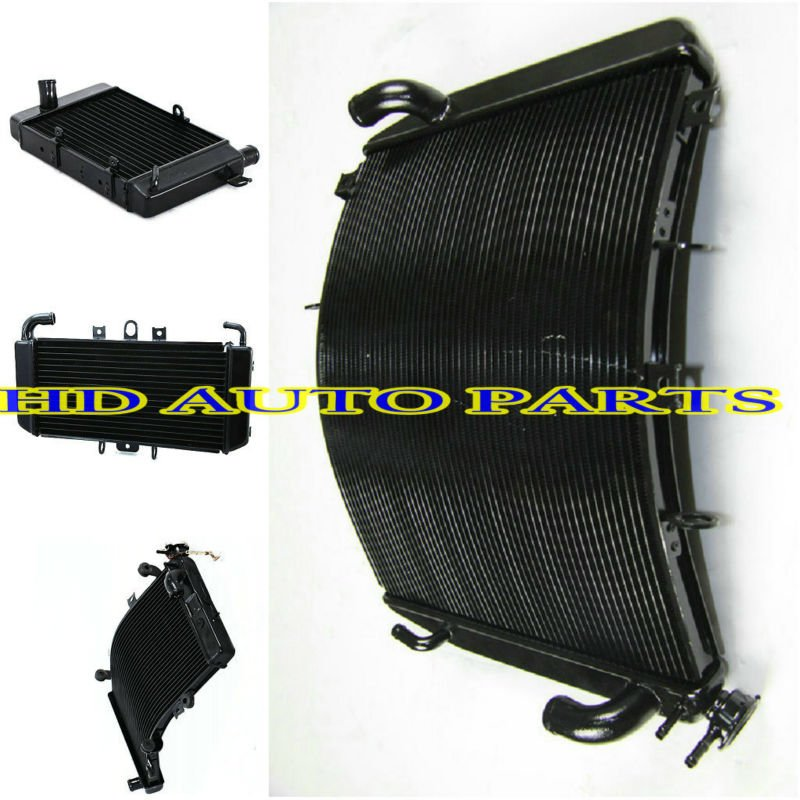 OEM motorcycle radiator FOR Kawasaki ZX6R ZX636 NINJA 2005 2006
