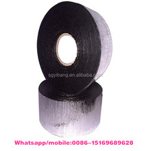 1.0mm self-adhesive flashing tape/bitumen sealing tape/flashing tape Alphalt membrane