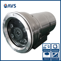 Waterproof IP68 Oil Tankers Ex-proof Special Anti-Corrosion Network 1080P CCTV Cameras