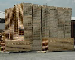 High Quality Double Faced Composite Wooden Pallet