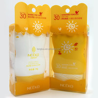 Whitening and moisturizing sunscreen sun cream SPF 30++