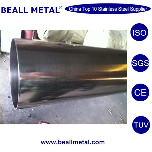 hot rolled Inconel 601 welded Round tubes
