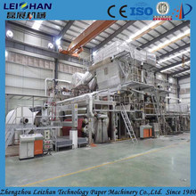 Automatic Paper Production Line facial/ toilet tissue paper making machine