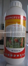 Chlorpyrifos 50% + Cypermethrin 5% EC - Insecticide Mixed Formulation Supplier