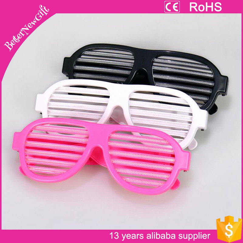 Colorful LED light glasses for Party