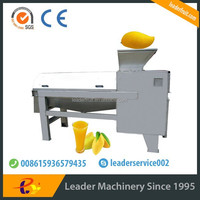 Leader 5t/h fruit nuclear peeled machine for mango