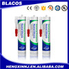 mastic silicone sealant for stainless steel
