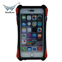 For Aluminum iPhone 6 Case,Durable Metal Waterproof Shockproof Dirtproof Phone Case for iPhone 6/6s Plus