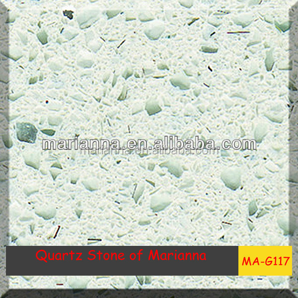 china manufaturer artificial stone MA-G117 stone furniture with kitchen table tops