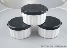 HOT SALE PP Eco-friendly Thicken Toy Storage plastic box with black cap