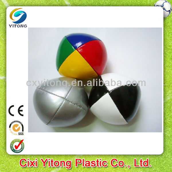 4 Panels Juggling Ball,Promotion Gift