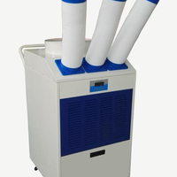 AC Power Mobile Air Conditioner With