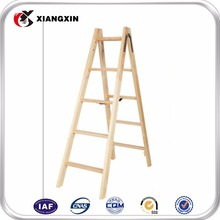 High Quality En131 Wooden Evacuation Ladder
