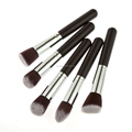 10pc private lable make up brush set