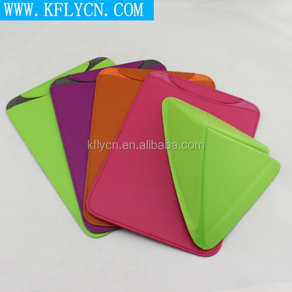 Ultra thin slim Protective leather case for ipad Mini