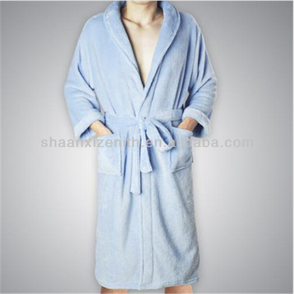 Hot selling cotton chenille bathrobes