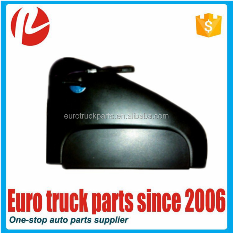 Eurocargo Truck Heavy Auto Spare Parts High Quality Oem 1617040 LH 1617041RH Plastic Door Handle For Daf