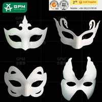Making Handicraft Masks Decorations Party Mask For Sale