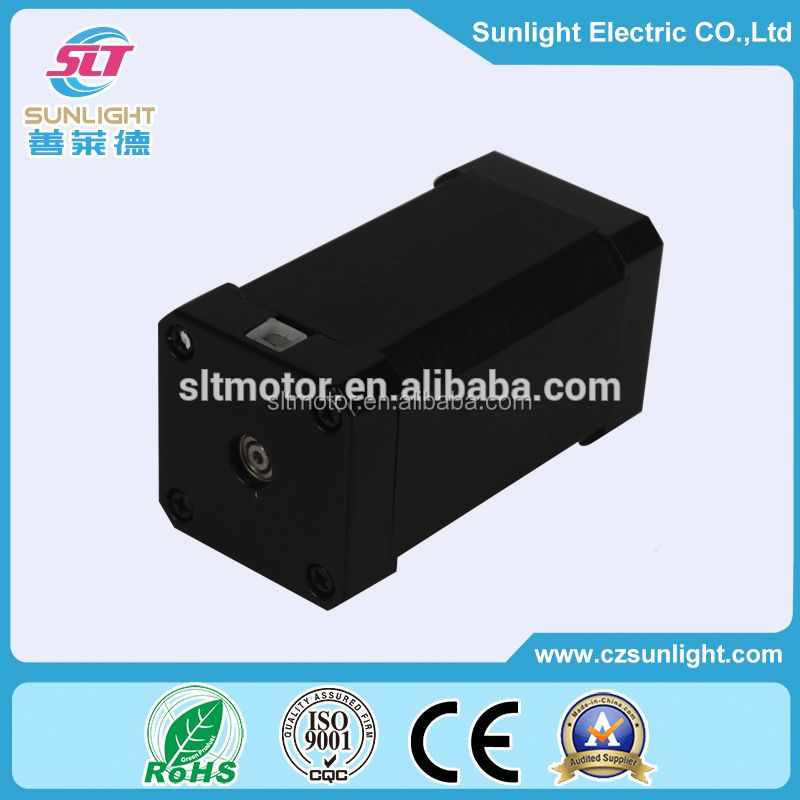 42mm low power high speed dc permannent magnet servomotor