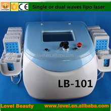 Best selling products in america Single or dual waves Japan technology Diode Lipo Laser Machine pengu lipo laser