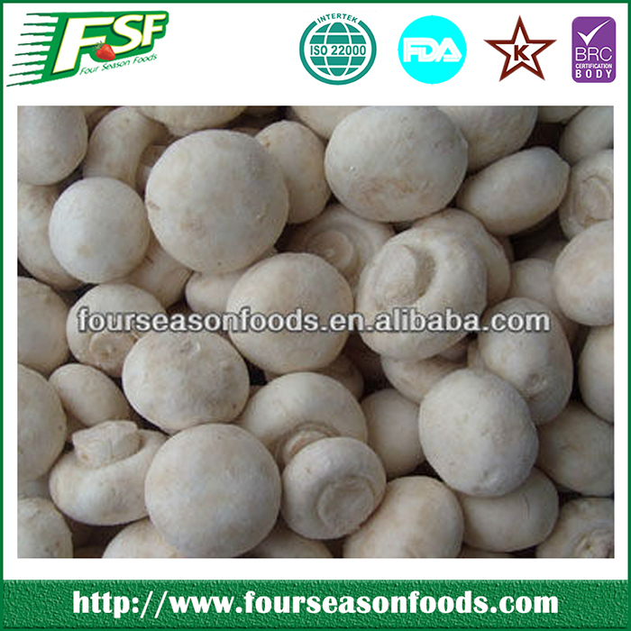 2016 new corp IQF Champignon Mushrooms