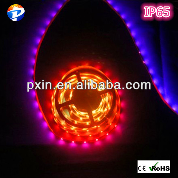 vespa accessories DC5V TM1803 5050smd 32leds/m 10w/m IP65 waterproof flexible dream color rgb led strip