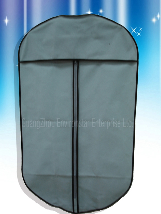 High Quality PP Nonwoven Man Suit Cover Travel Quilted Personalized Garment Bag