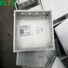 Flat tie / wedge pin for construction formwork (professional factory)
