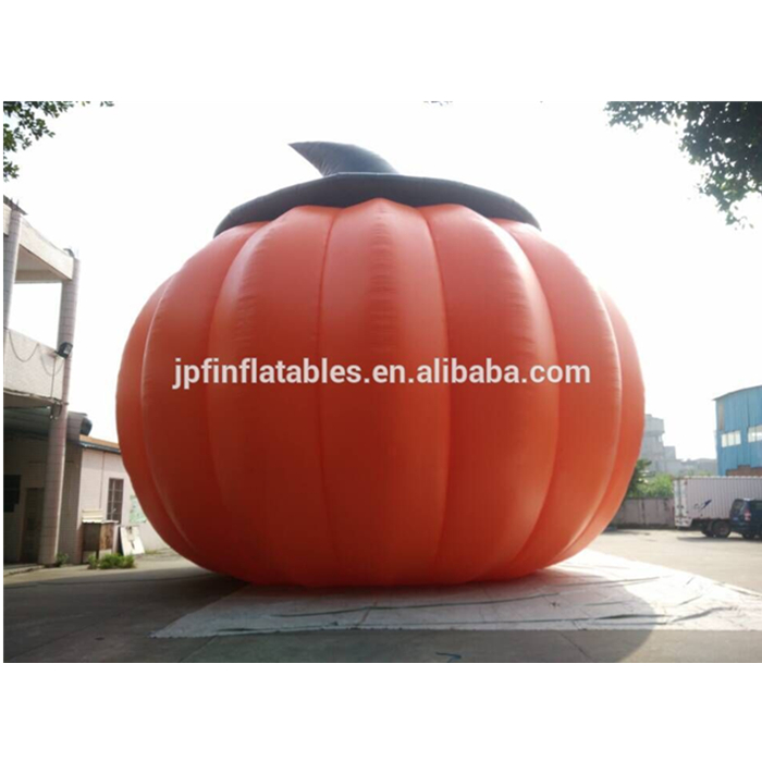 giant inflatable pumpkin, inflatable advertising balloon, holiday balloon