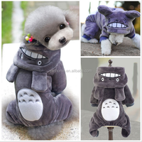 wholesale chinchilla coralon Winter Puppy Clothing Coat Dog Dress Up Costume