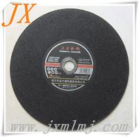 "16"" Powerful Kinggang abrasive cutting disc/cut off wheel in low price for alloy metal made in china"