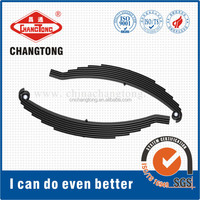 Auto Parts 75*16 Rear Axle Truck Leaf Springs